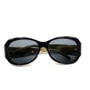 Kate Spade NY Blue Oversized Sunglasses